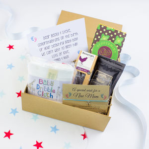 New Baby Gift Box - gift sets