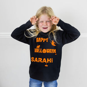 Halloween Personalised T Shirt