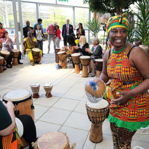 African Drum Chant And Dance Workshop For Two - experiences