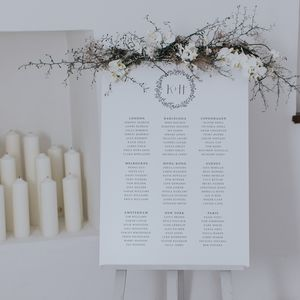 Kate Table Plan - table plans