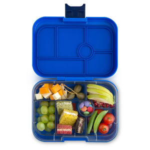 Yumbox In Neptune Blue. The Leakproof Bento Lunch Box - lunch boxes & bags