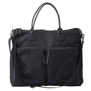 Black Weekend Tote Bag