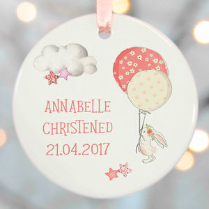 Christening Gifts Girls Boys - ornaments