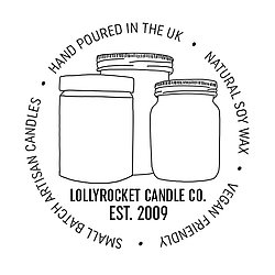 Lollyrocket Candle Co