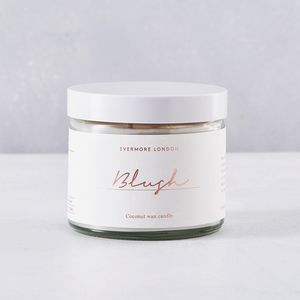 Evermore Blush Natural Candle 250ml