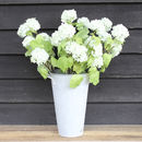 Artificial Snowball Flower Stem