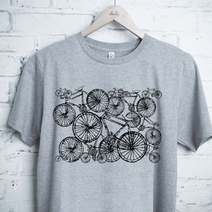 Multi Bikes Men's Cycling T Shirt