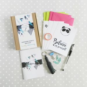 Inspiring Stationery Set - stationery-lover