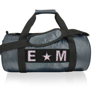 Personalised Tarpaulin Holdall For Girls - holdalls & weekend bags