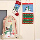 Patchy And Pete Snowmen Children's Christmas Gift Set