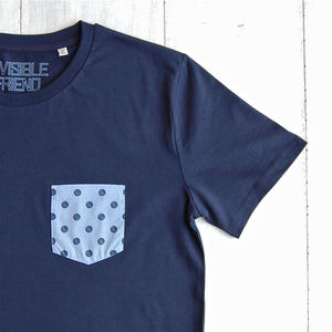 Cricket Ball Polka Dot T Shirt - sport-lover