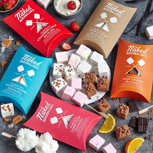 Any Five Gourmet Marshmallow Flavours