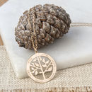Personalised 'Tree Of Life' Necklace