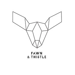 fawn and thistle logo