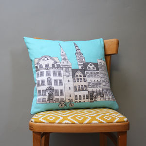 Copenhagen Scandinavian Cushion