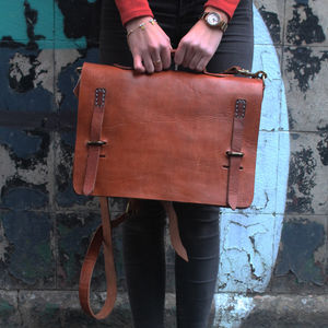 Camden Loop Briefcase - mens