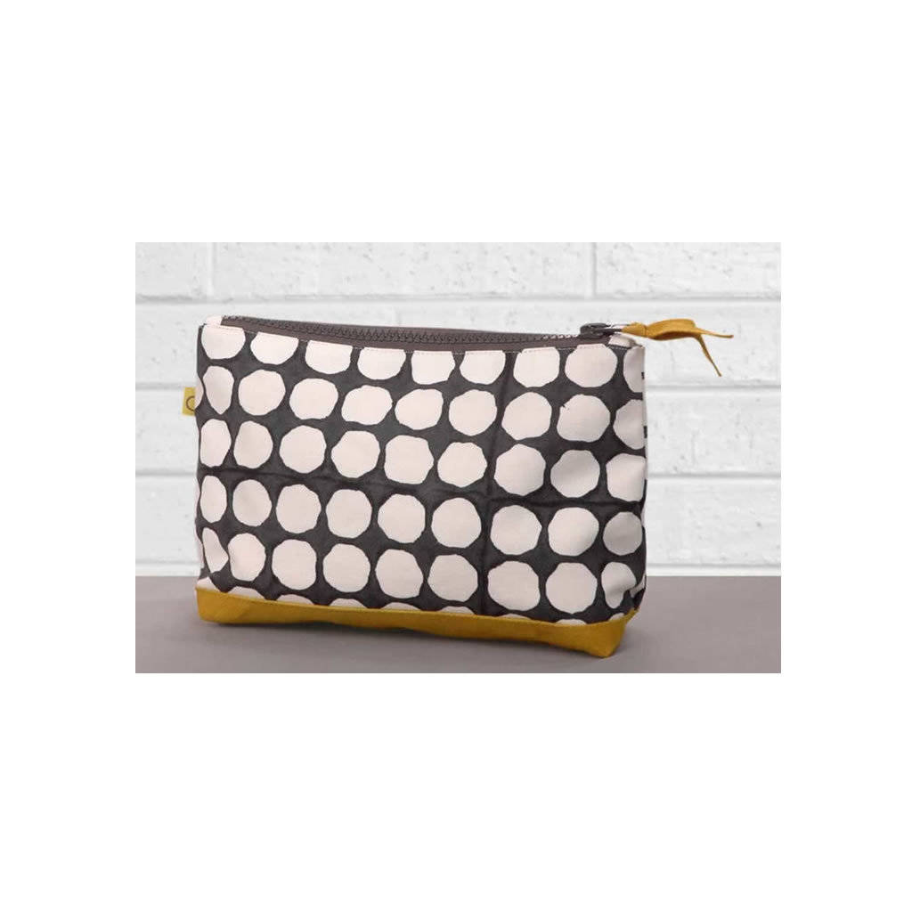 Moga Wobbly Spot Make Up Bag