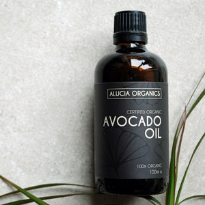 Organic Avocado Oil - skin care