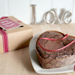 The Gluten Free Love Brownie
