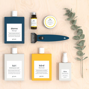 Ultimate Beard And Face Maintenance Kit - best gifts for him