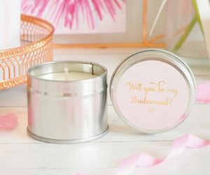 Will You Be My Bridesmaid Scented Candle