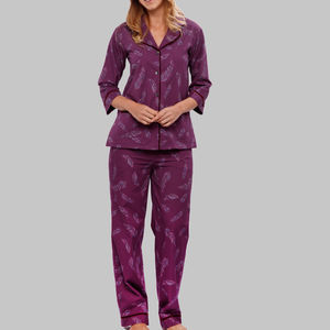 Plume Pyjama Set - new in fashion