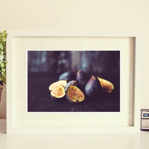 Figs Food Fine Art Photography Print - still life