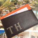Personalised Hand Painted Card Wallet