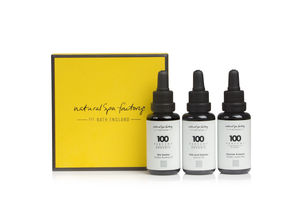 Three Wise Face Oils