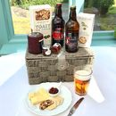 Cheese And Cheers Hamper