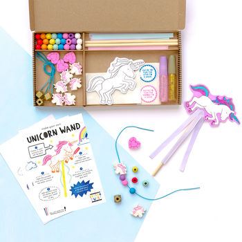 Always Be A Unicorn Craft Kit Activity Box