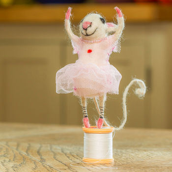 Ballet Dancer Mouse