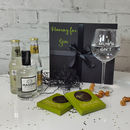 Hooray For Gin Personalised Gift Set