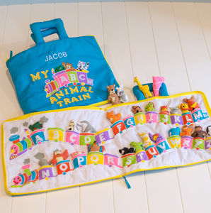 Personalised Alphabet Toy - gifts for babies