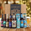 Speciality Craft Beers Of The World Gift Set