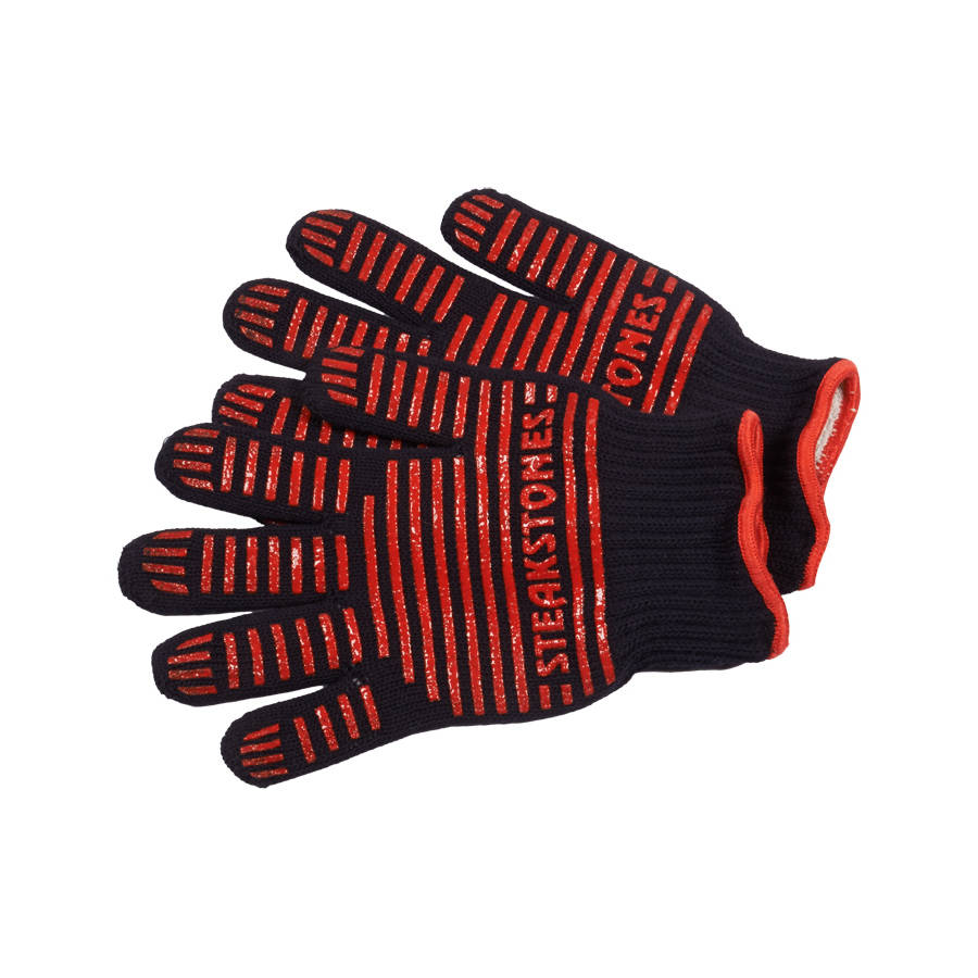 Safe Hands Oven Gloves Ideal For Kitchen And Barbecue