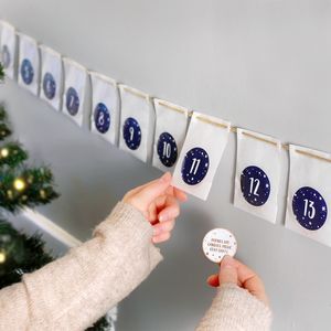 Personalised A Date A Day Couple's Advent Calendar - advent calendars