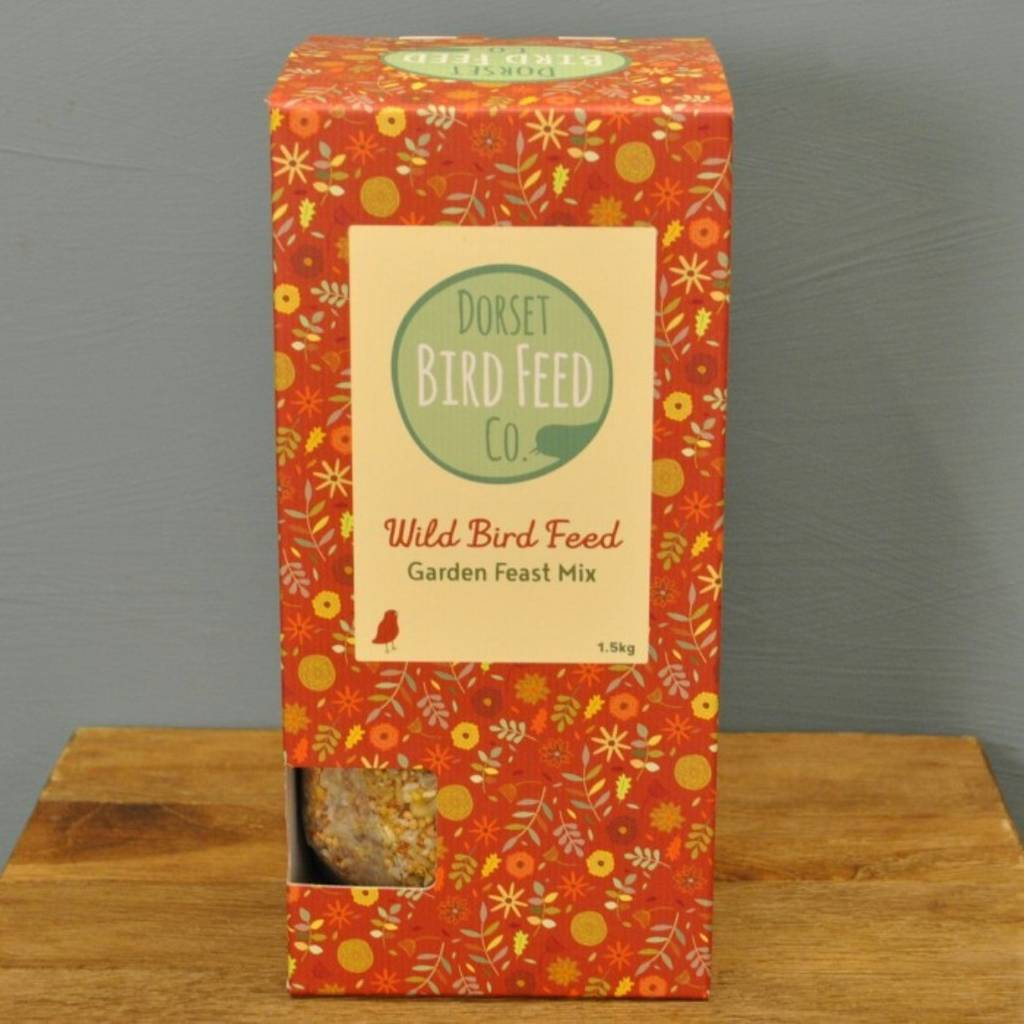 Wild Bird Feed Garden Feast Mix