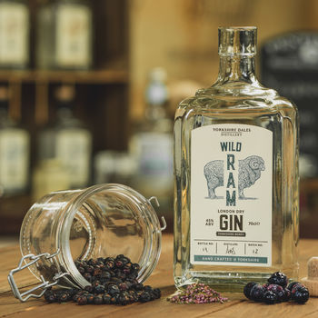 Wild Ram Yorkshire Berry London Dry Gin