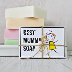 Best Mummy Hand Made Soap