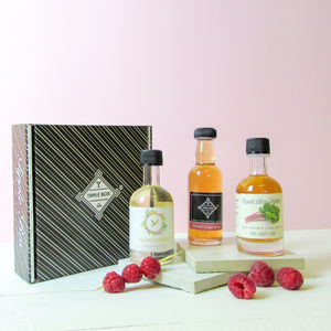 Rhubarb Gin Sour Cocktail Kit