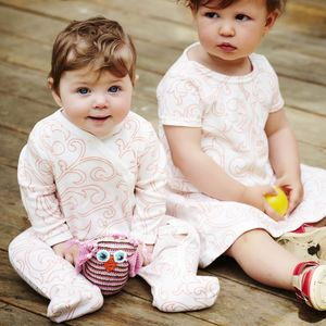 Sibling Matching Set - babygrows