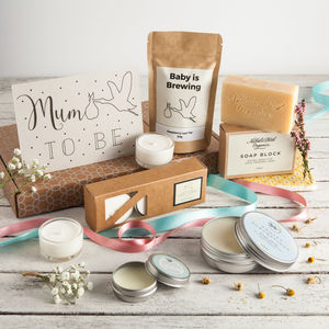 'Mum To Be' Letterbox Gift Set - gifts for new parents