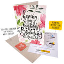 Blooming Splendid Plantable Birthday Card