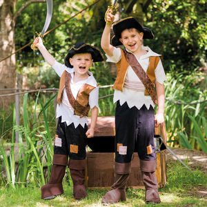 Children's Pirate Dress Up Set
