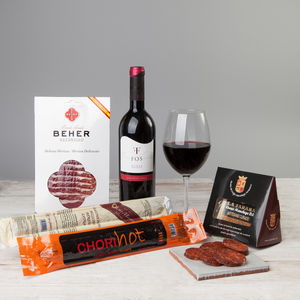 Rioja And Tapas Hamper - shop by location