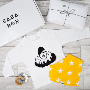 Pierrot Baby Gift Box - clothing