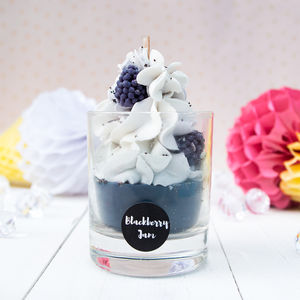 Blackberry Jam Artisan Candle - candles & home fragrance