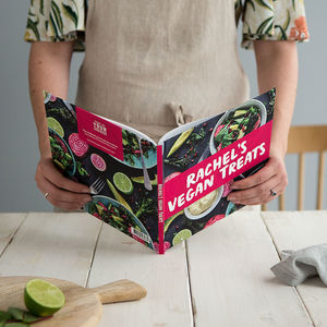 Personalised Instagram Ready Cookbook - cookbooks & stands