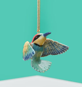 Bee Eater Necklace - necklaces & pendants